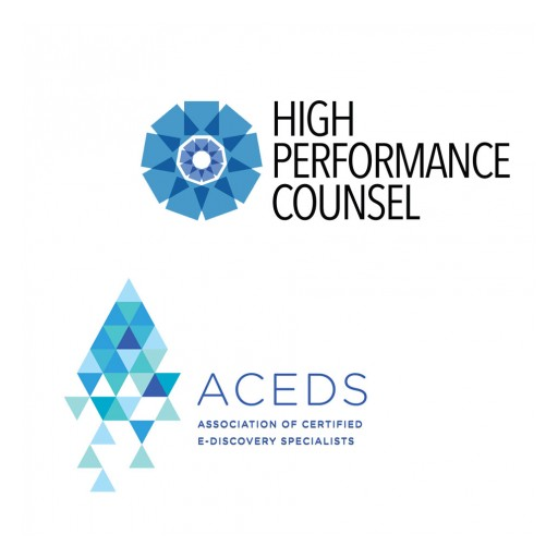 High Performance Counsel Launches New Legal Media Partnership With ACEDS